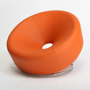round modern accent chairs
